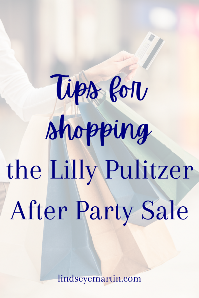 Shopping the Lilly Pulitzer After Party Sale