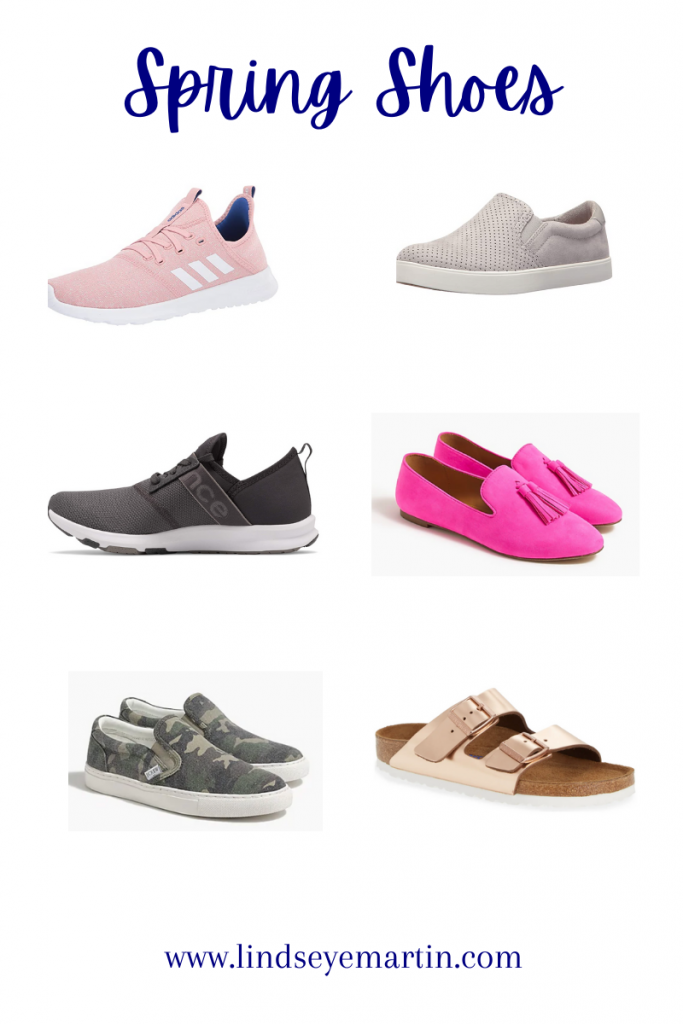 Spring shoes for spring 2021
