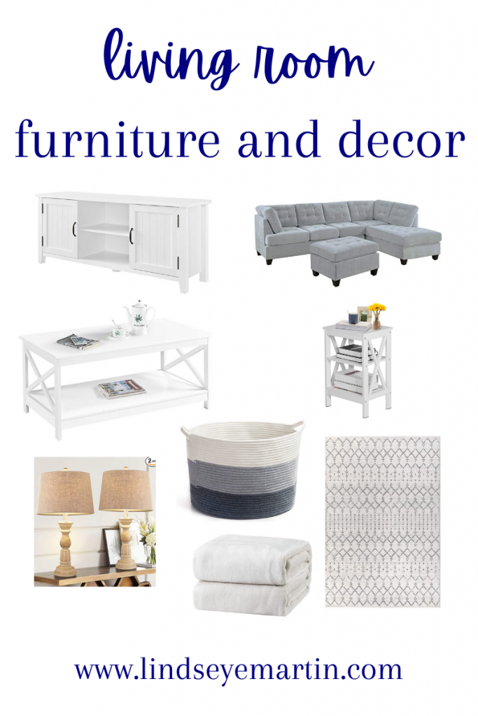 different items for my future living room
