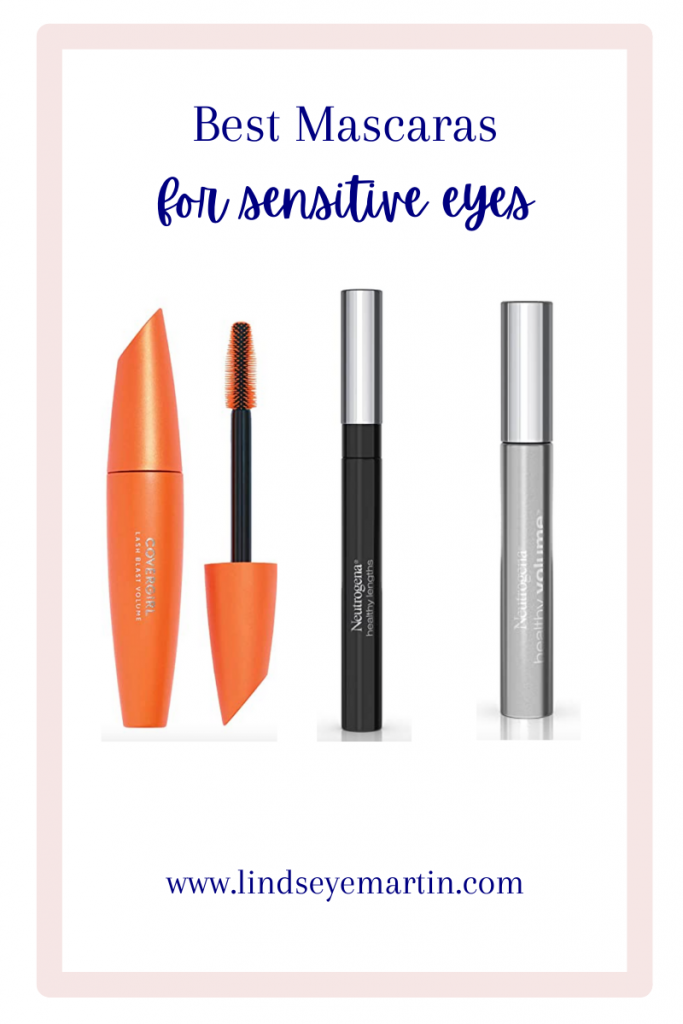I tried 3 mascaras for sensitive yes